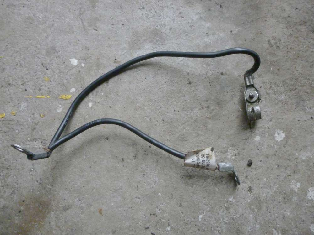 Peugeot 206 Batteriekabel Plus Kabel 9635011980