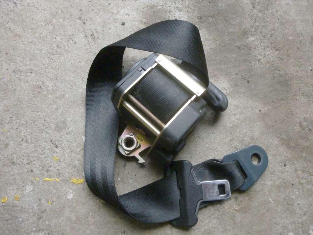 Original Peugeot 206 Sicherheitsgurt Rechts 9613428877 10305359
