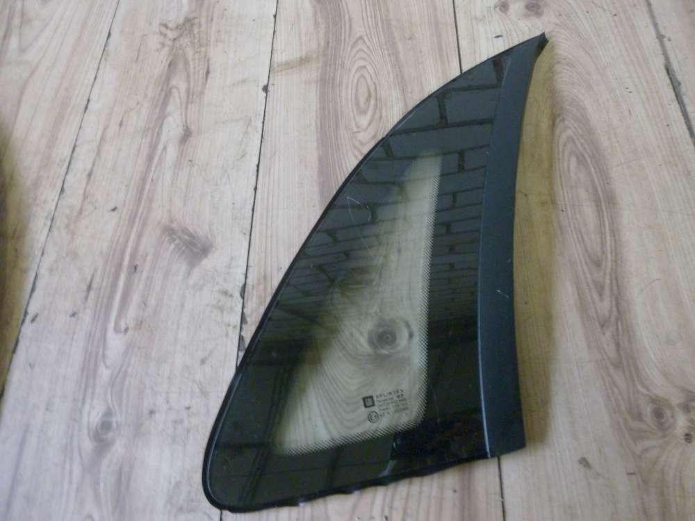 opel Corsa C Bj:2002 Seitenscheibe Scheibe Fenster Seitenwand Hinten Rechts 5-Türer