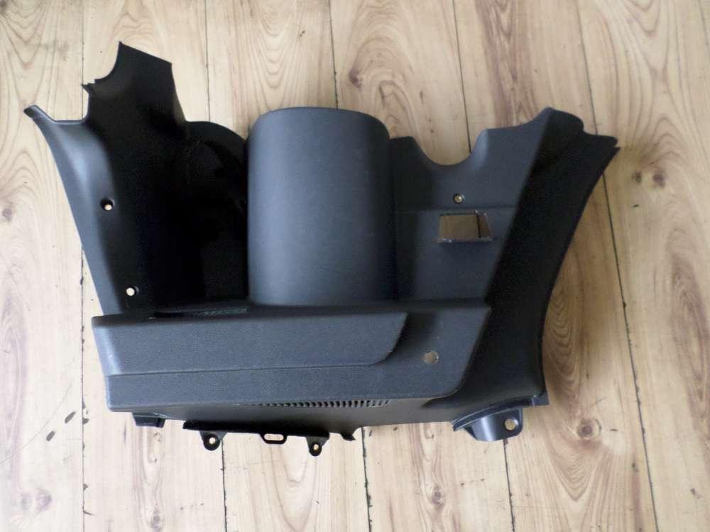 Opel Corsa C Kofferraum Verkleidung Abdeckung Seitenwand Hinten Rechts 09115232 463444294
