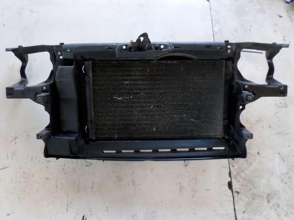 VW Golf 3 Schloßträger Lüfter Mit Moto: 0130107268 und Klima Kühler 1H0805594A