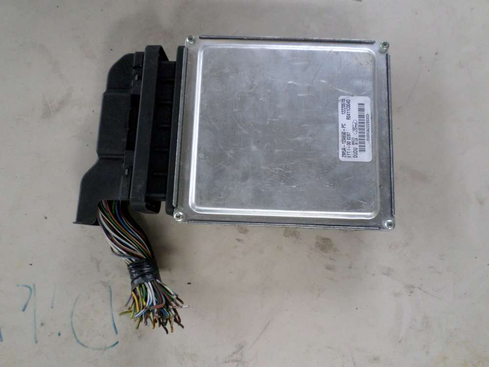 Ford Focus Motorsteuergerät 2M5A-12A650-PC 2M5A12A650PC 12220510 DUDUA22280303