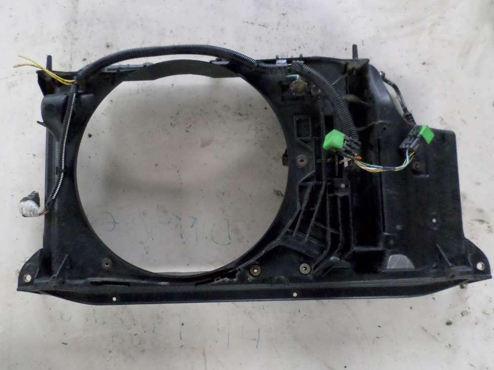 Peugeot 206 Bj 98 Original Schlossträger Frontmaske Träger 9631006980