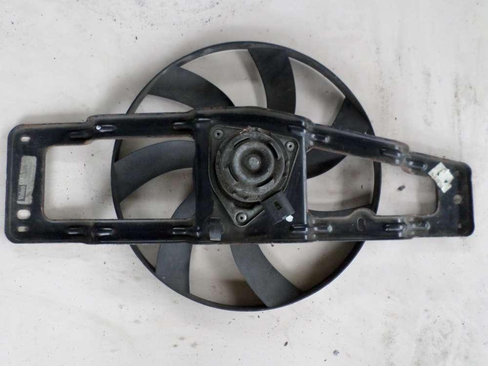 Oeiginal Renault Twingo Kühlerlüfter mit Motor 7700822618D