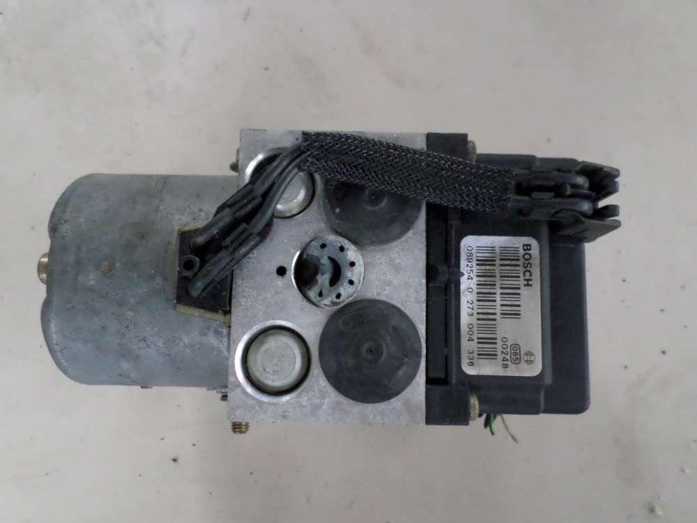 Fiat Punto 188 ABS Steuergerät Hydraulikblock 46541046 BOSCH 0265216618