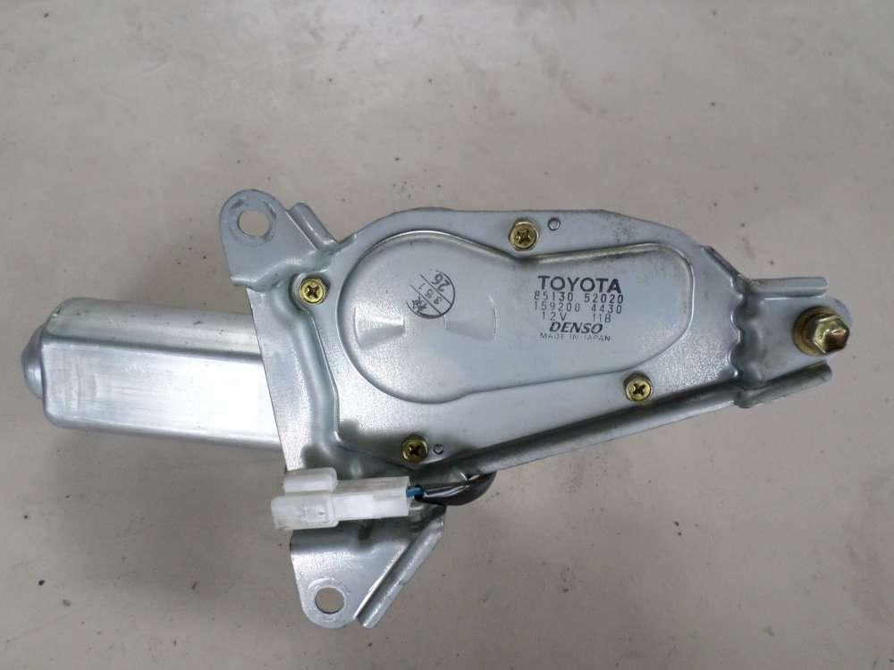 Toyota Yaris Verso Wischermotor Hinten 8513052020 / 1592004430