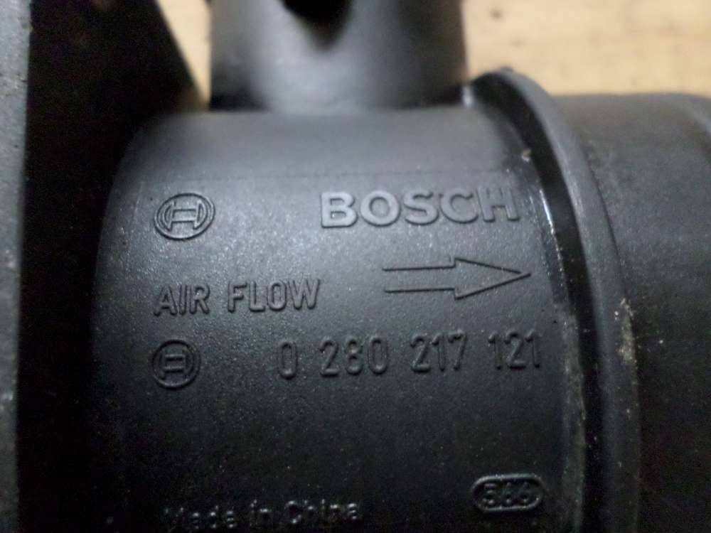 VW Golf  Skoda Octavia Seat  Bosch Luftmassenmesser 0986280202 - 0280217121
