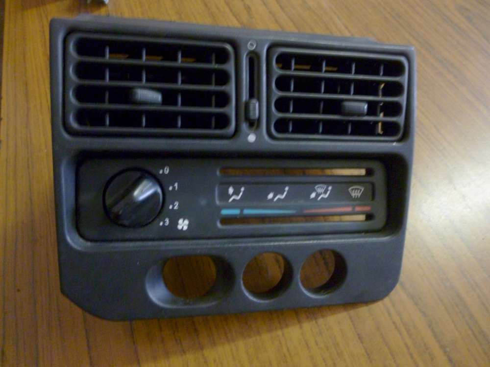 Peugeot 106 Bj:1996 Bedienelement Heizung Lüftung 9623892477