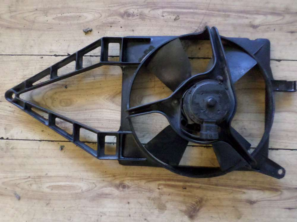 Opel Corsa B 1.4 i Lüftermotor Elektrolüfter 90410053 90108825