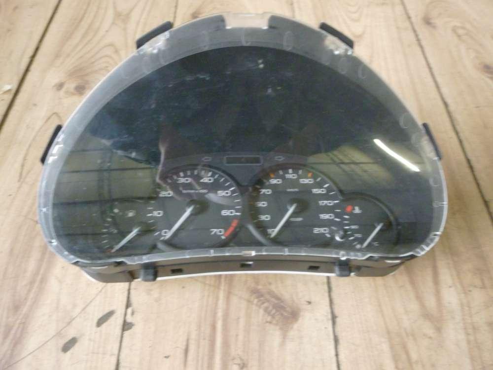 Peugeot 206 Bj:98 Tachometer Drehzahlmesse 97000KM 9634961180