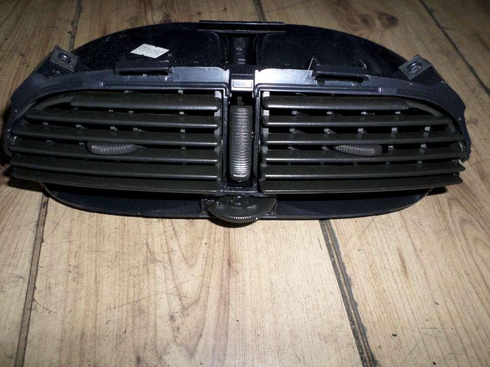 Fiat Punto Bj:2001 Luftdüse Luftdusche Lüftung Verkleidung Radio Mitte
