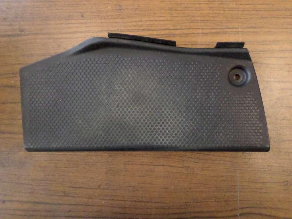 VW Golf 4 Auflage Fußstütze Verkleidung Abdeckung Schwarz 1J1864777A