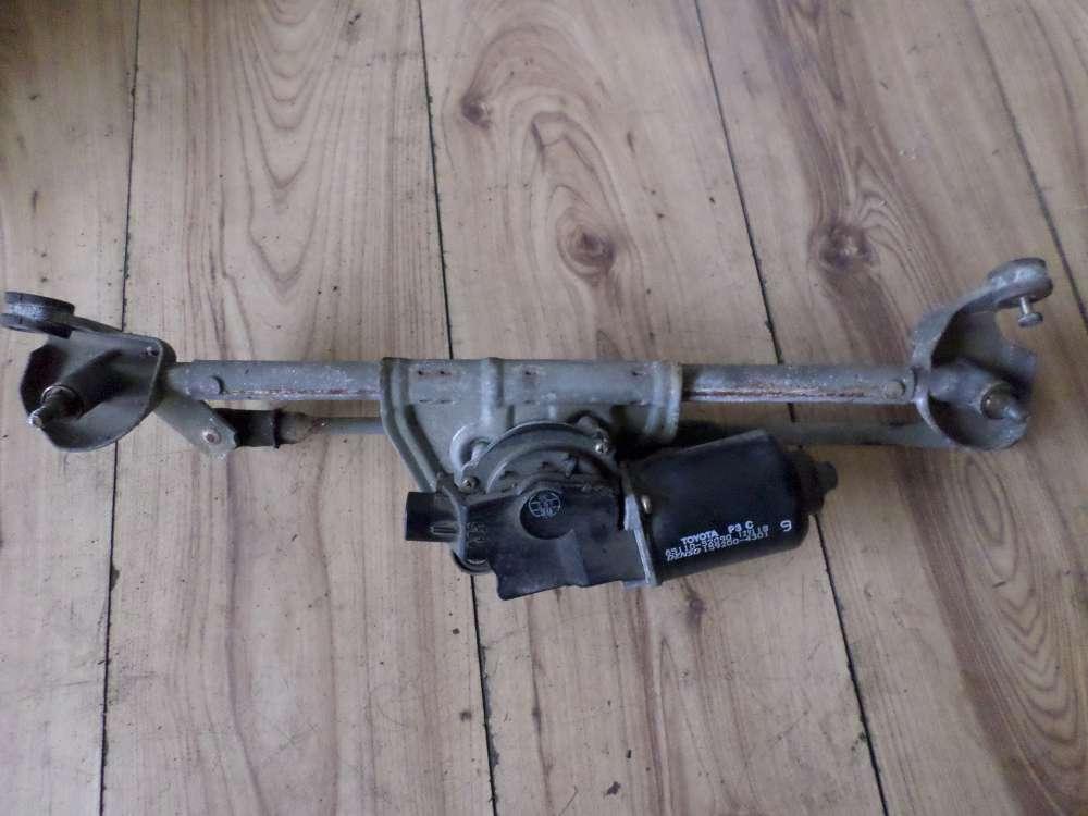 Toyota Yaris Verso Bj:2001 Wischermotor Vorne  85110-52090