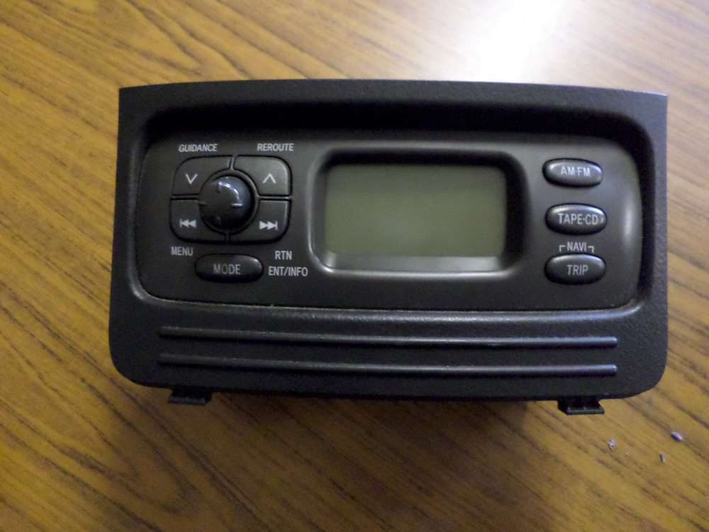 Toyota Yaris Verso Radio Display Anzeige 86110-52030-C0 CN-TS0920A