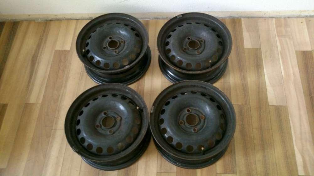 4 x Stahlfelge Opel  5,5Jx14H2 ET39