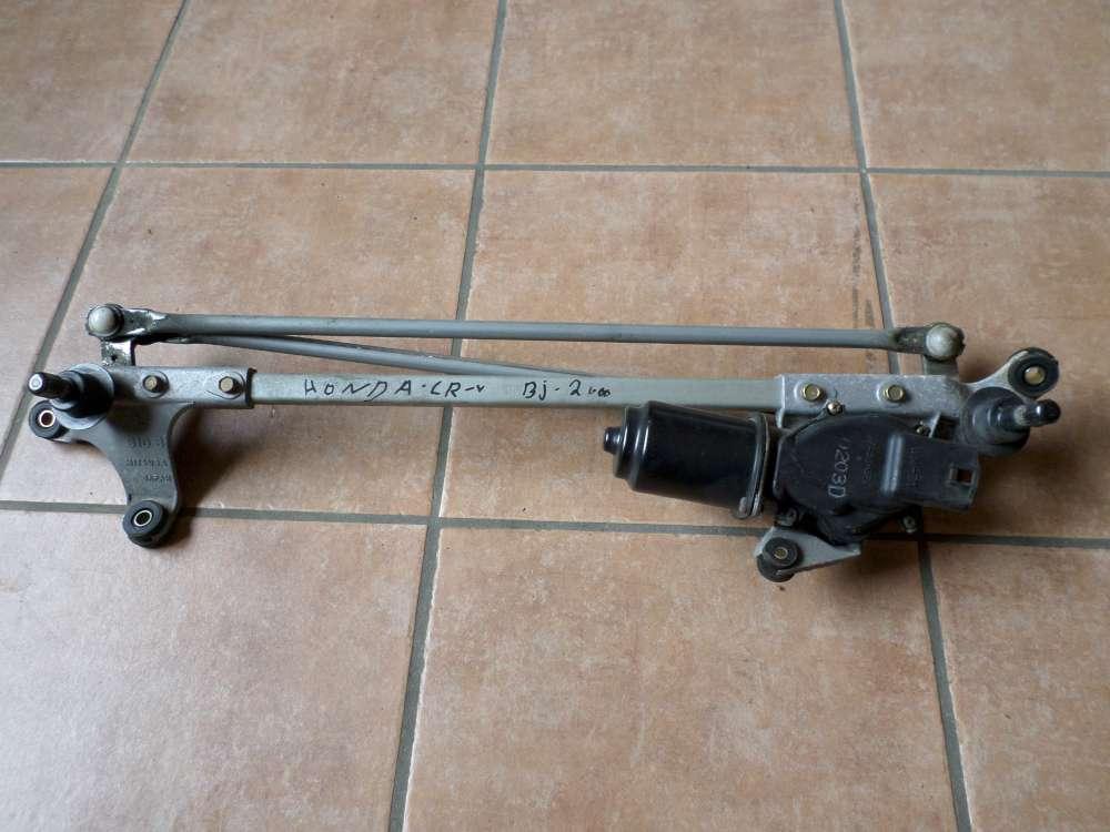 Original Honda CR-V Wischermotor vorne Gestänge Motor