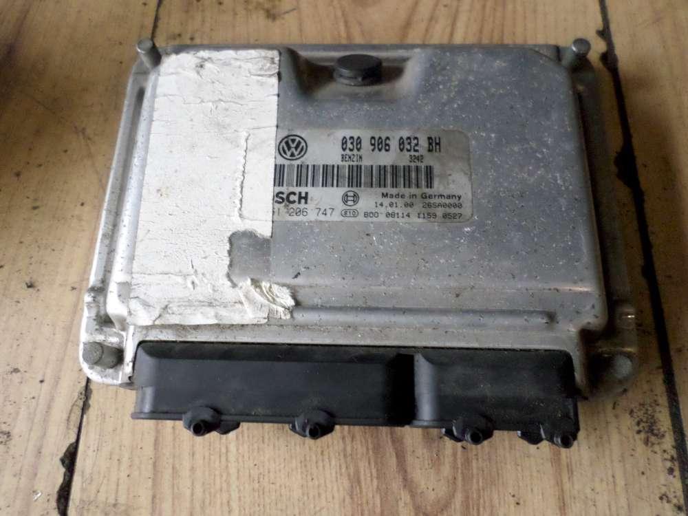 VW Polo 6N2 Steuergerät Motor 030906023CM