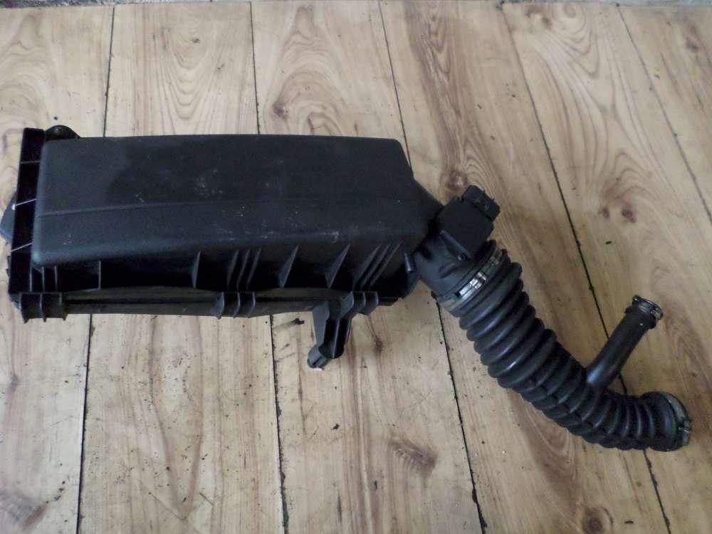 Ford Mondeo Luftfilterkasten mit Luftmassenmesser und Schlauch XS7F-12B579AA
