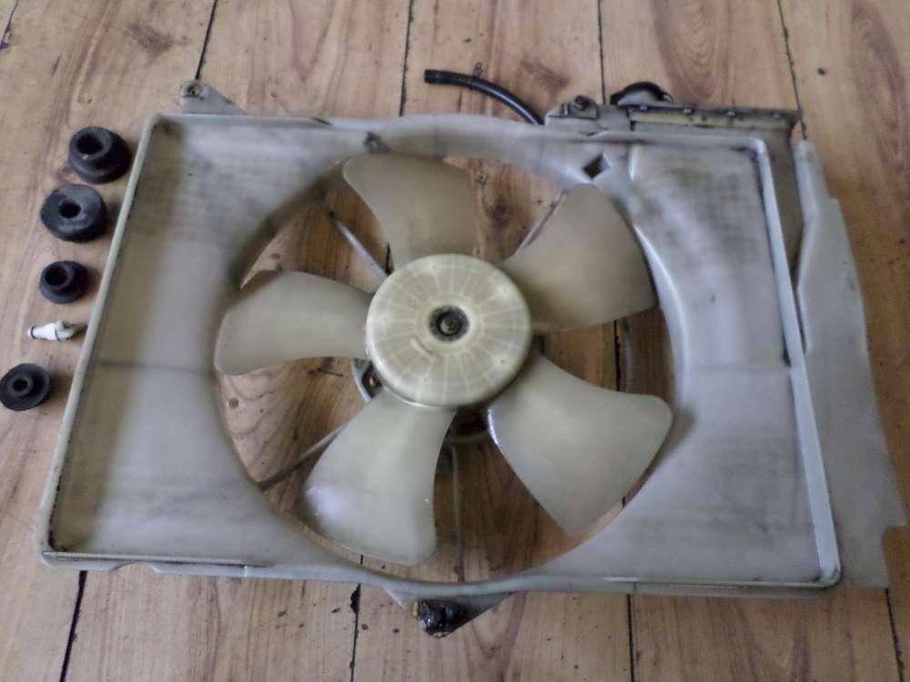 TOYOTA Yaris Verso Bj:2001  Elektrolüfter Lüftermotor 16363-23020