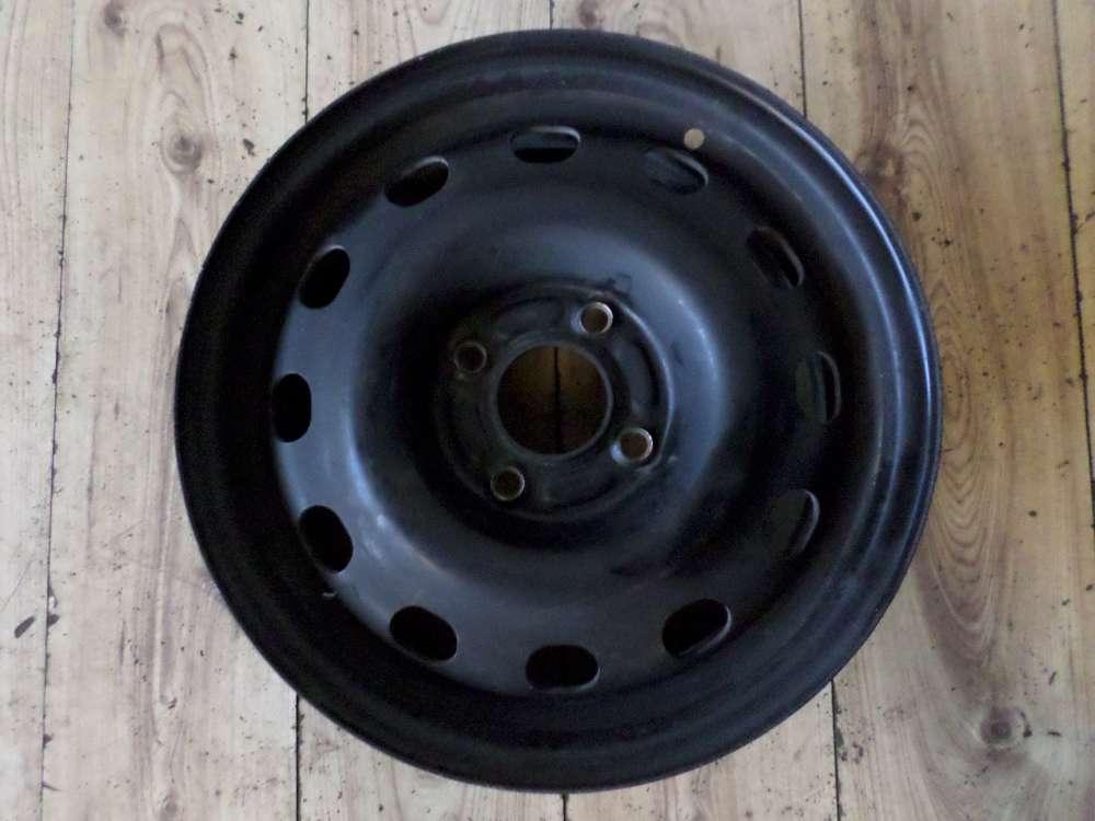 1 x Stahlelge 6 Jx15 H2  et 49,5 für Ford Mondeo 4 Loch