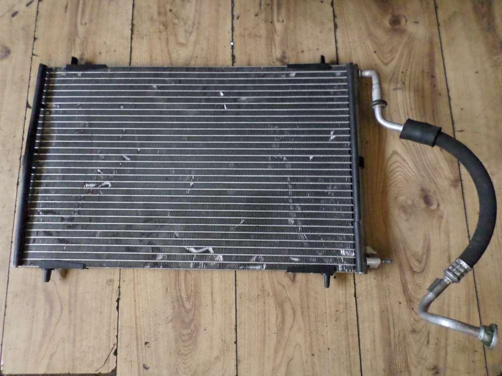 Peugeot 206 Bj.98 Kondensator Klimakühler 9637523980