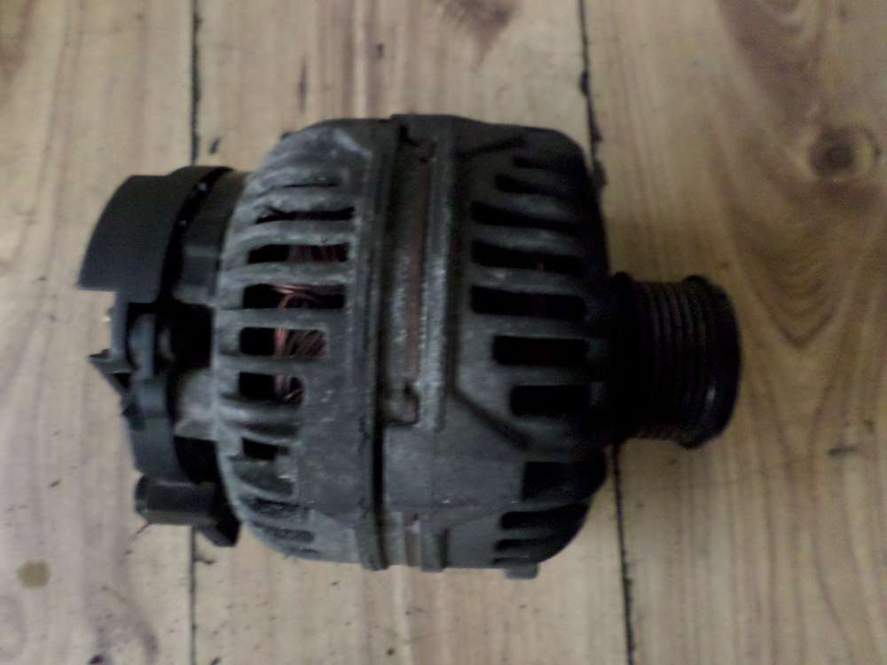 VW Golf 4 Original Lichtmaschine Generator 028903028E